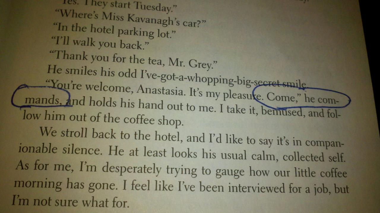 Sex excerpt from 50 shades of grey picture 40